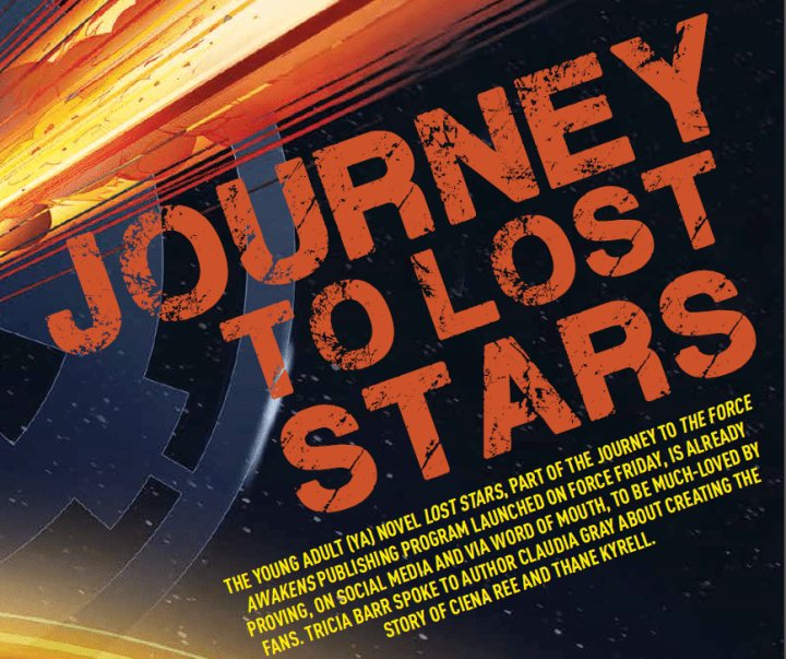 Lost Stars Star Wars Insider 163