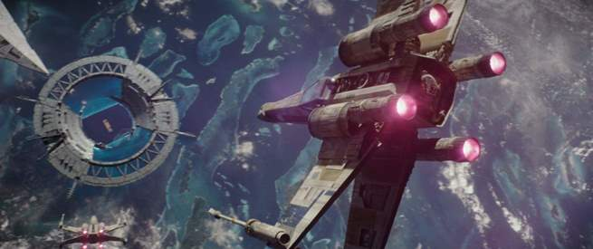 Rogue One X-wing