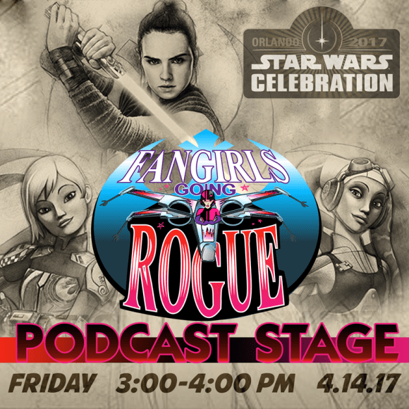 fangirl swco podcast stage