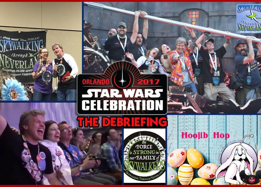 Fangirls go Skywalking Through Star Wars Celebration Orlando