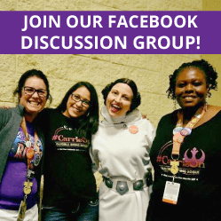 Join the Fangirls Going Rogue Facebook Discussion Group