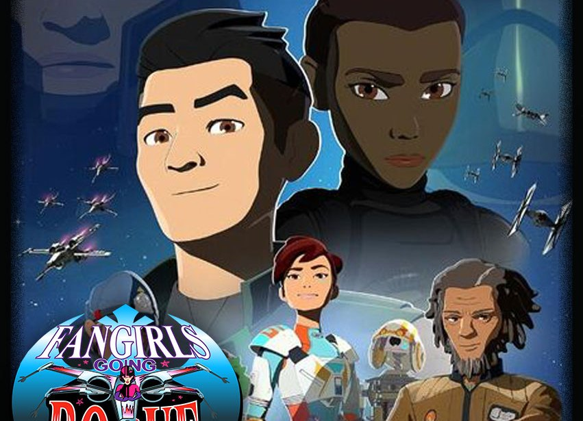 Priority Transmission #13 Star Wars Resistance Season 2 Rollout