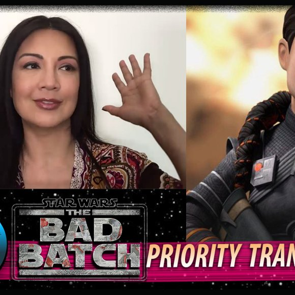 Priority Transmission #19: The Bad Batch's Ming-Na Wen