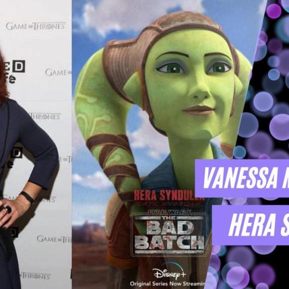 Vanessa Marshall – Star Wars: The Bad Batch Press Roundtable