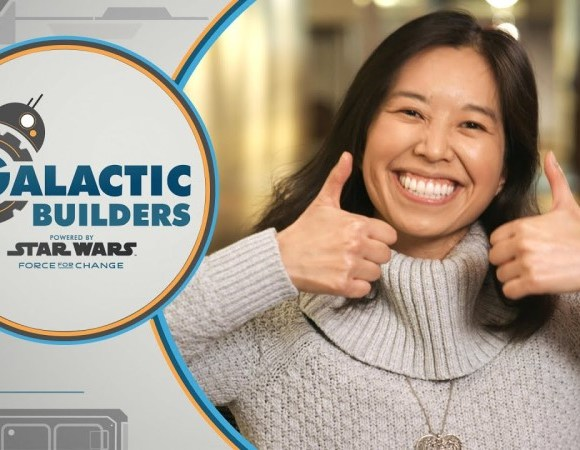 Lucasfilm's Julie Kogura: On Star Wars Animation, Galactic Builders, and the Neurodiverse Community