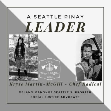 Nate's Wings & Waffles - Kryse Martin-McGill