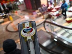 1997 - IN CELEB《保我》RATI《食左英國》ON OF《OFF》HONG 《香港前途談判》KONG's 《Donkey Kong》食左Return《所以我地要求》TO CHINA《去中國邊傾》- PAR_KER