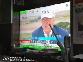 中國在經濟方面也是敵人