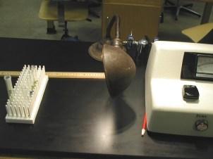 apparatus set up