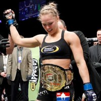 "DW on UFC's women Division: ""It's absolutely going to happen,"""