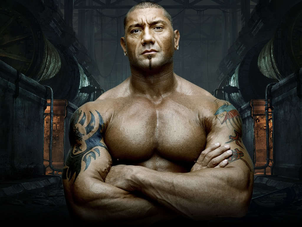 Dave Bautista making pro MMA Debut!