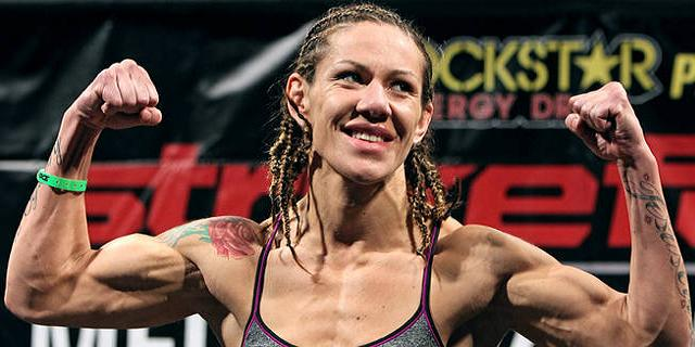Dana White: Cris Cyborg 'looked like Wanderlei Silva in a dress and heels.'