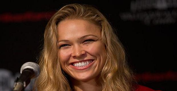 Ronda Rousey, UFC Women's Bantamweight Champ