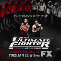 TUF 17: Jones vs. Sonnen *Premier*