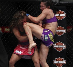 "Dana White: ""Cat's 'Zingano' No. 1 (...if she defeats Nunes),"""