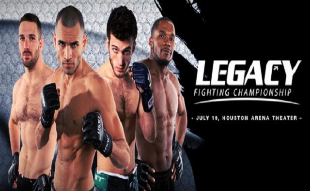 Legacy FC 21: Huerta vs. Hobar