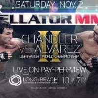 Bellator 106: Chandler vs Alvarez II