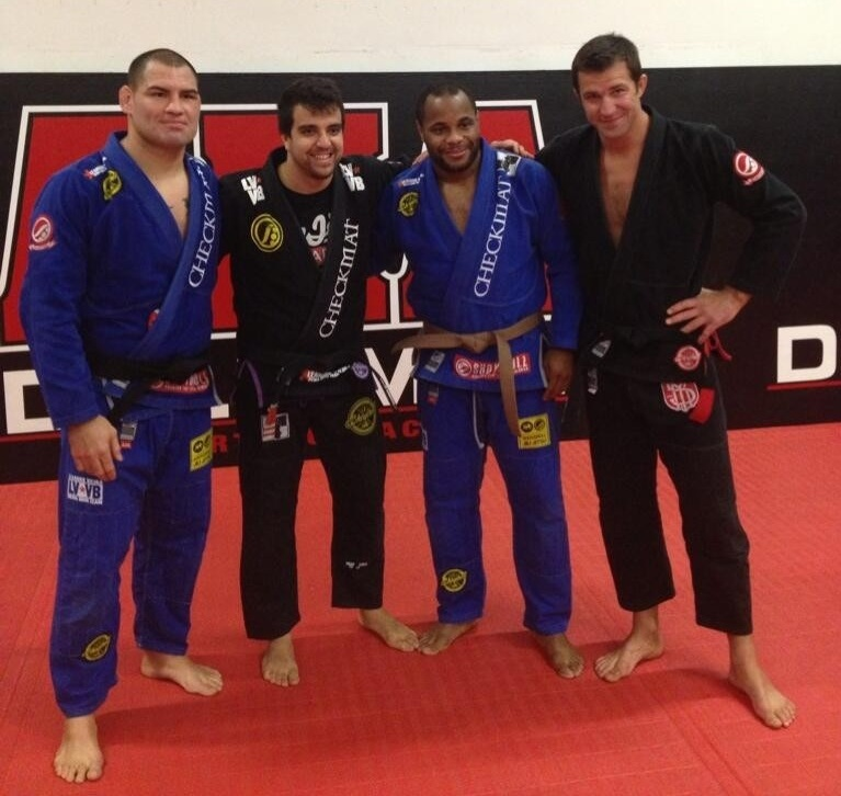 Cain Velasquez awared Black belt, Cormier on his way.