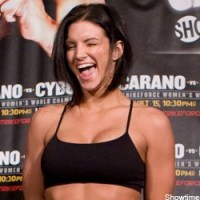 Gina Carano contract stalled, Holly Holms 'in a good place'