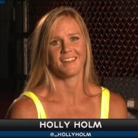 Holly Holm injured and out of debut fight, neck injury