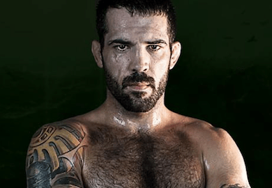 """Matt Brown on fake nut shot. """"I would never do that... Period. End of story."""""""