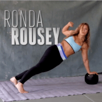 Ronda Rousey talks acting money and Gina Carano