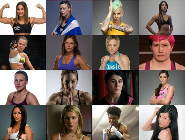 Most of TUF 20 house makes TUF® Finale card