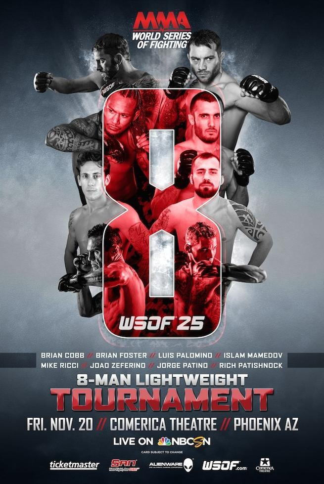 bellator 8 man tournament