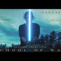 School of War: A Lightsaber Duel - A Star Wars Fan Film
