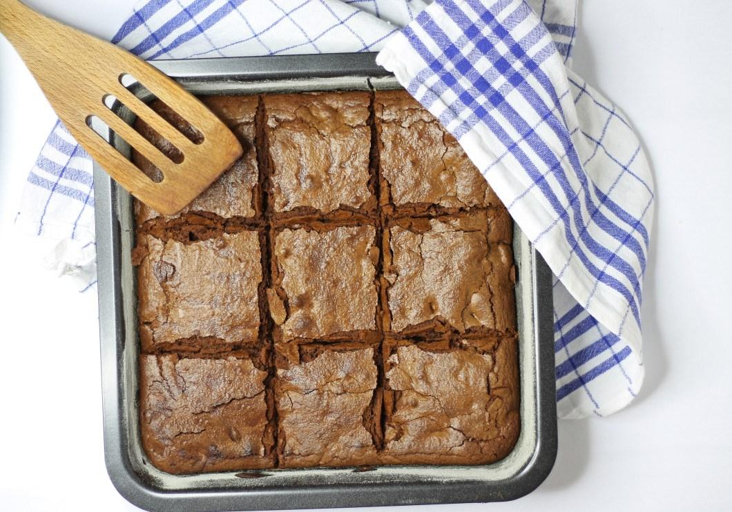 Le brownies au chocolat by FannyAlbx.com