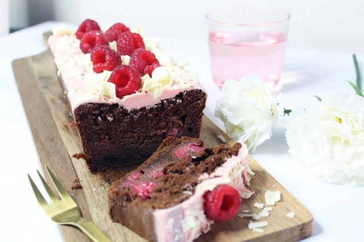 Gâteau octobre rose par fannyalbx.com