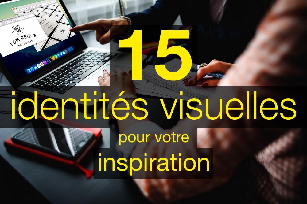 15 identités visuelles pour votre inspiration