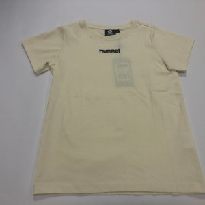 hummel t-shirt beige