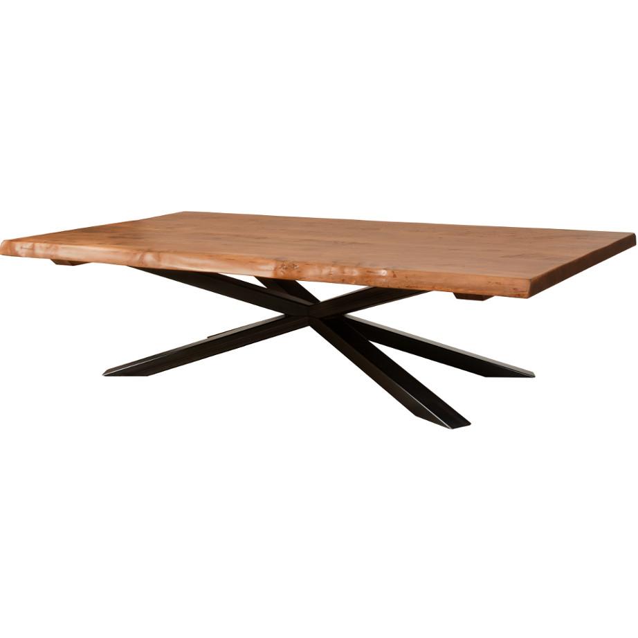 hedgehog live edge coffee table