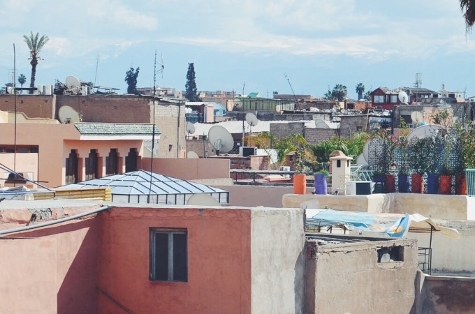 Travel tips – four days in the beautiful city of Marrakech