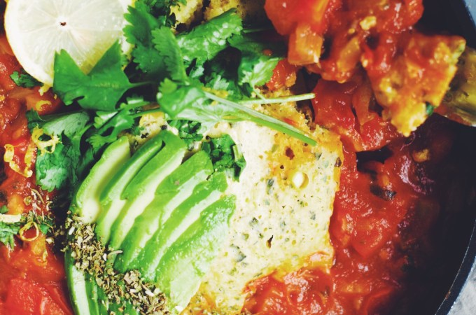 Vegan Shakshuka – a taste experience to remember