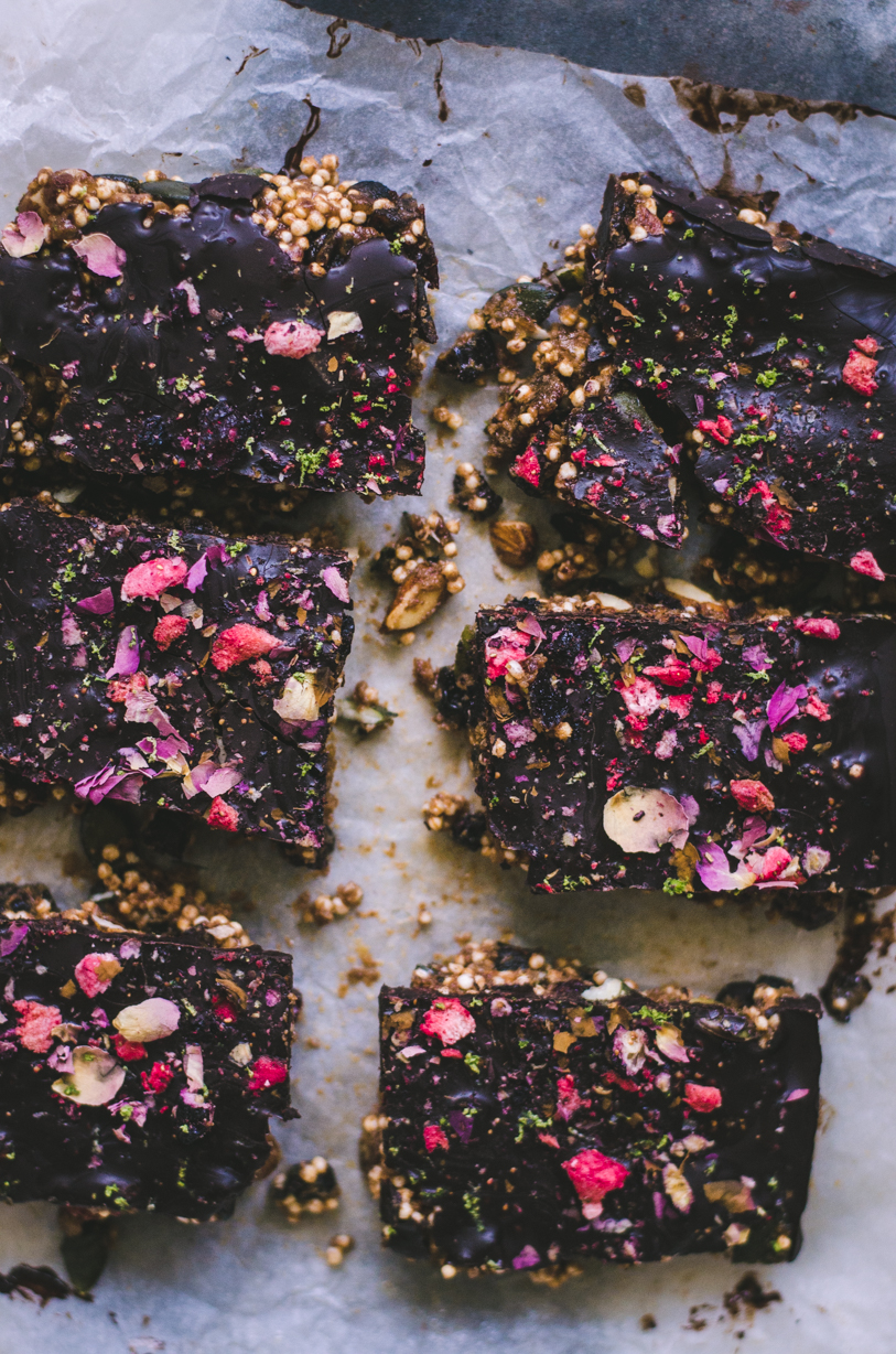 Very Berry Energy Bars