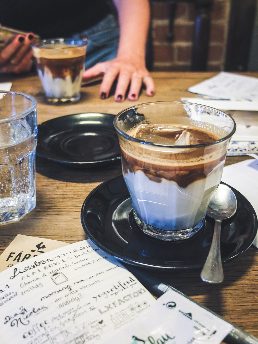 Fabrica Coffee Roasters Lisbon
