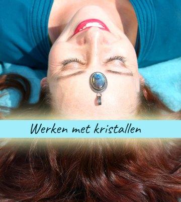 E-course Werken met kristallen van Fanny van der Horst