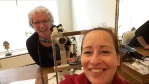 Iriscopie met Hanneke Lanfermeijer voor een combi van natuurgeneeskunde, transpersoonlijke counseling en energetisch/ multi-dimentionaal werk