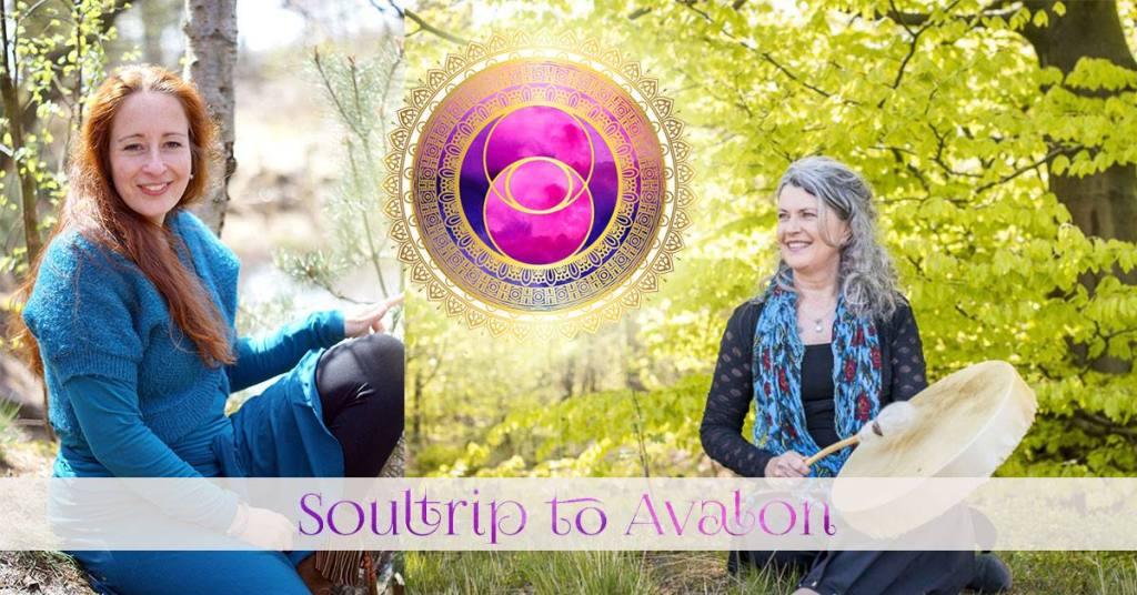 Soultrip to Avalon - Avalonreis, door Fanny van der Horst en Meike Klomp