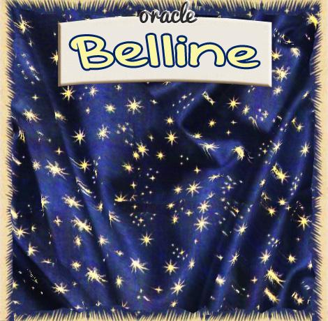 Tirage gratuit Oracle de Belline