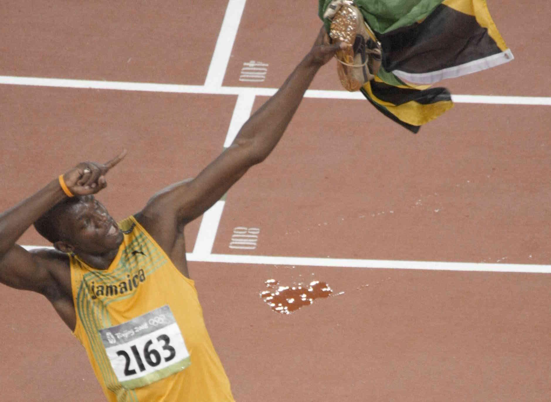 Bolt Beijing 2008