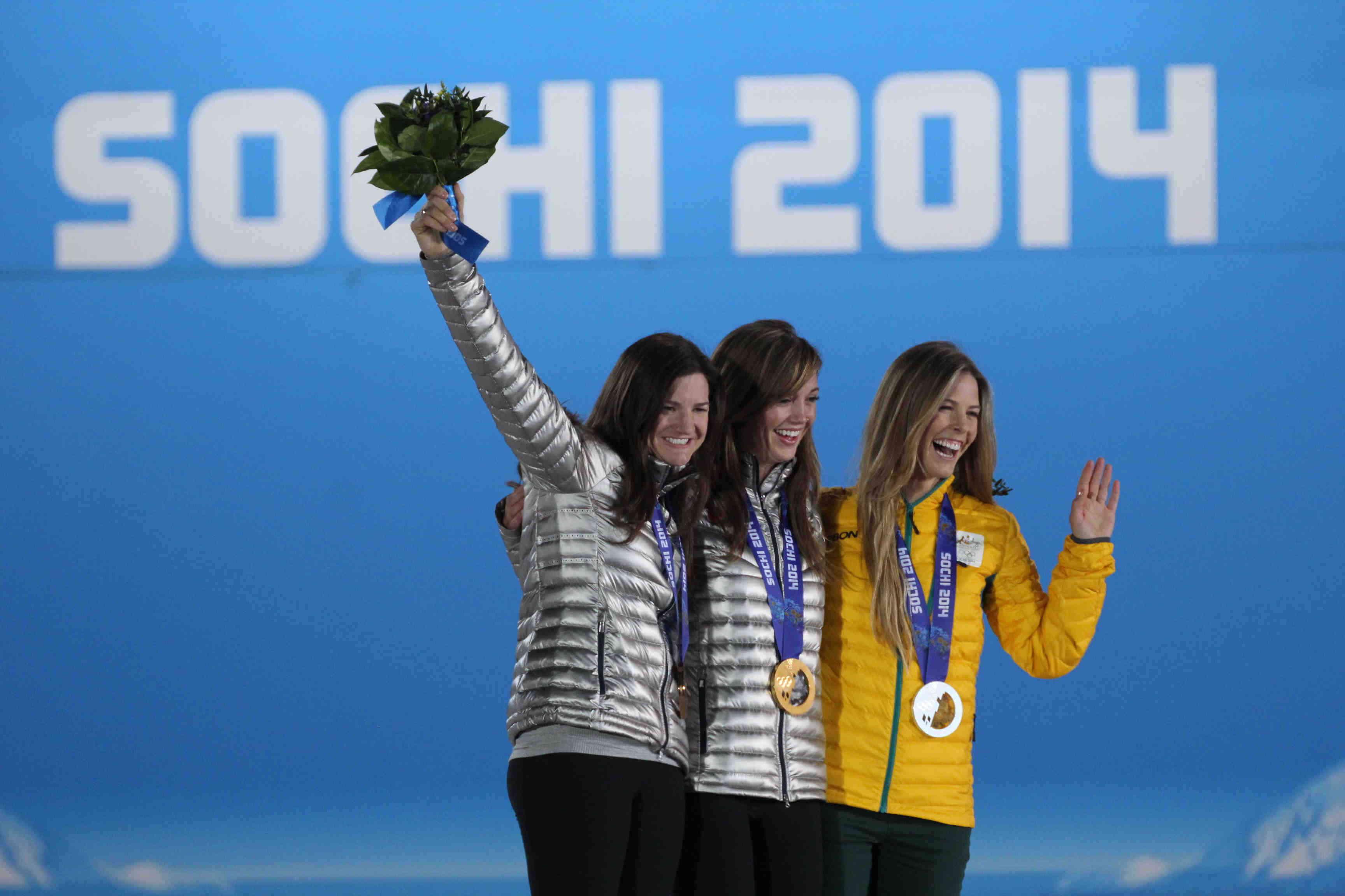 sochi 14 podium