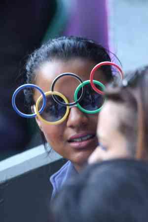 olympics glasses