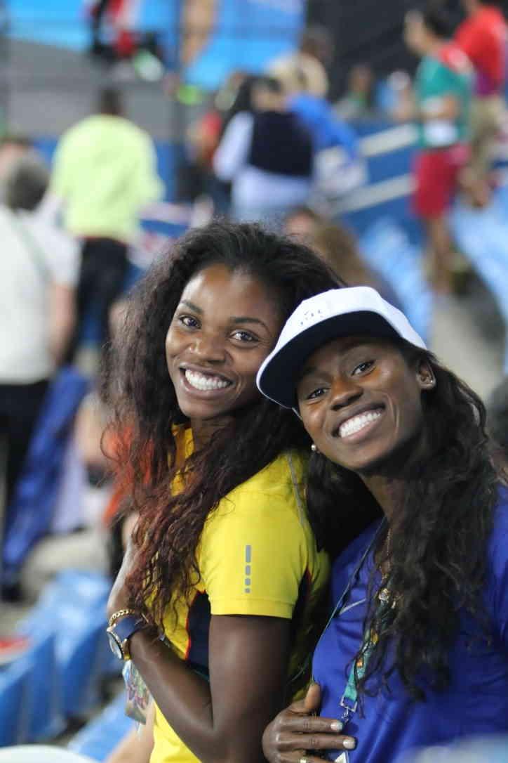 Rio 2016 supporters