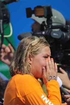 sharon van rouwendaal copacabana open water swimming rio olymipcs 2016 gold