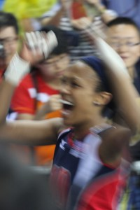 kim glass Beijing 2008 olympics volleybal Tyra banks