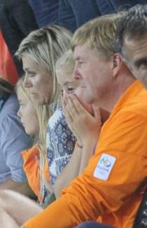 King Willem Alexander rio 2016