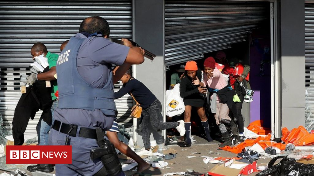 zuma parts south force southafrica security formerpresident president riots country securityforce worldlynewsonline